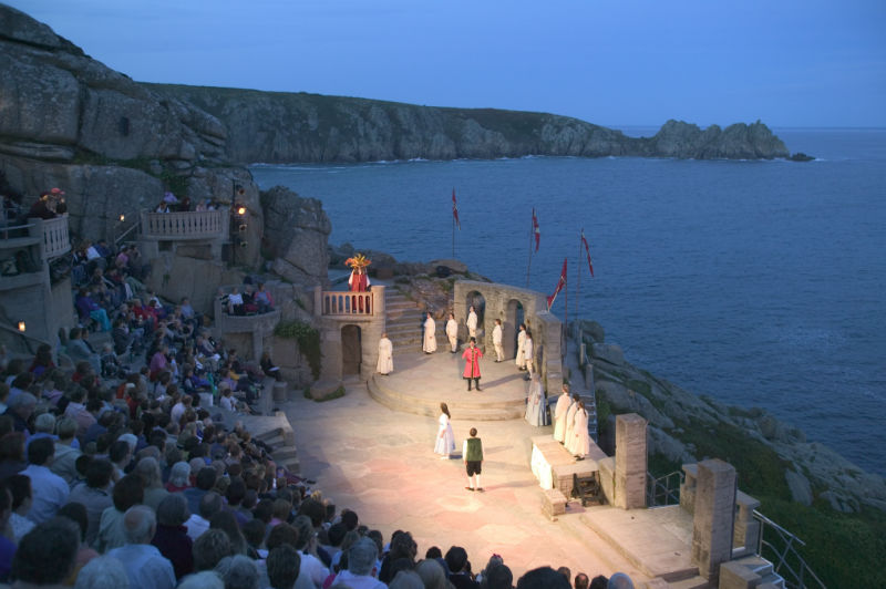 The Minak Theatre, Cornwall