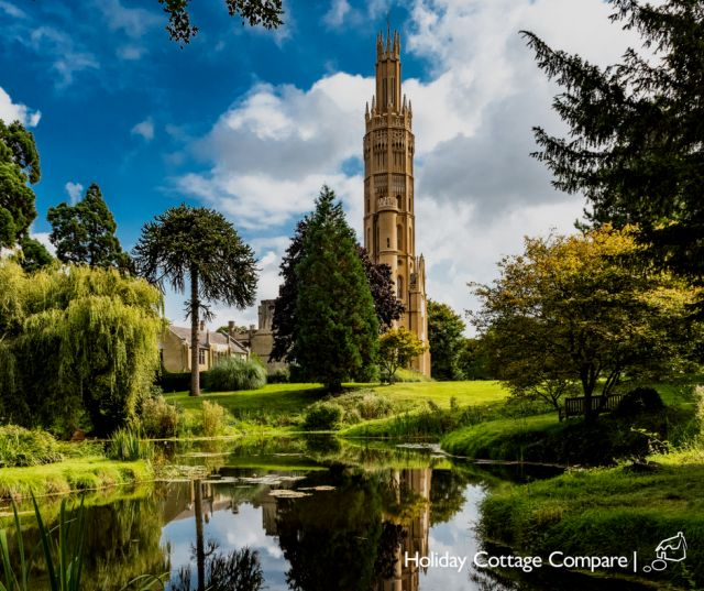 Hadlow tower gothic folly