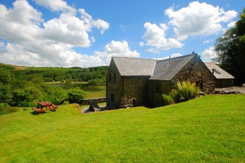 Detached home rental in Llanrwst, Snowdonia, Conwy (county)