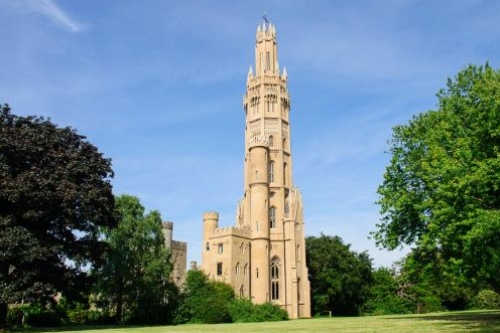 Hadlow Tower in Kent