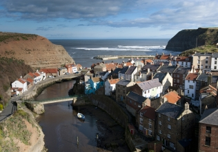 Staithes holiday cottages