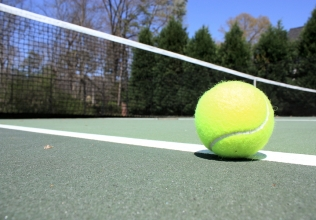 Tennis court holiday cottages