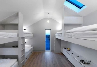 Bunk bed holiday cottages