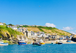 Port Isaac holiday cottages